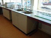 laboratorium tafel